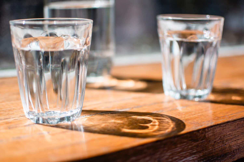 Ma Pause Détox - Verre d'eau